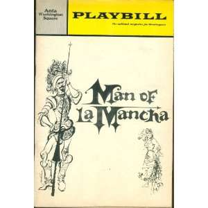 : Man of La Mancha, Volume 3, November 1966, Number 11 (Richard Kiley