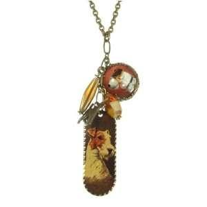 Mans Best Friend Necklace Jewelry