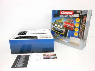 Carrera USA Digital 132, NASCAR Race Car Set