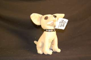 Taco Bell talking Chihuahua Free Tacos Plush Toy Dog Stuffed Animal