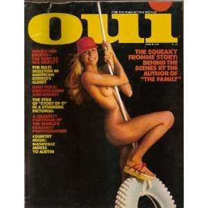 Oui Magazine March 1976: Nat Lehrman: Books