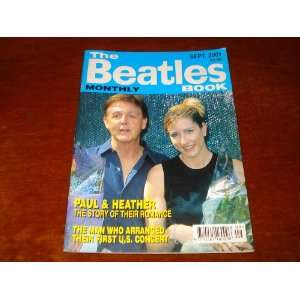 THE BEATLES BOOK MONTHLY MAGAZINE   SEPTEMBER 2001
