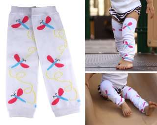 Monster New 6pc Girl Baby Toddler Leggings Baby Leg Warmers Socks Set