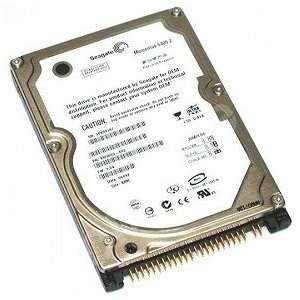 Momentus 7200.1 Hard Drive 80GB 7200rpm 100MBps Ultra ATA