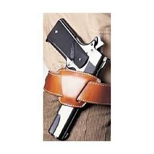 Jak Slide Belt Holster, Right Hand, Leather, Tan Sports