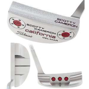 Titleist Cameron California Sea Mist Del Mar Putter Right