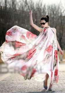Hot sale Viyate Summer womens lady graceful chiffon gallus dress