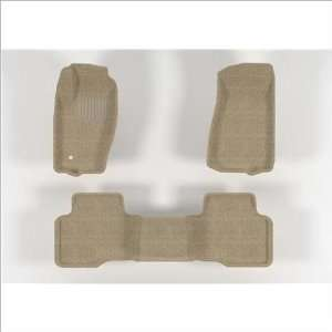 JEEP Grand Cherokee 2005 2010 Beige CLASSIC Molded Floor Mats