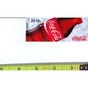 on Ice Soda Vending Machine Flavor Strip, Label Card, Not a Sticker