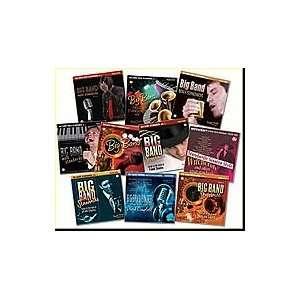 Male Big Band Pack (Karaoke CDG) Musical Instruments