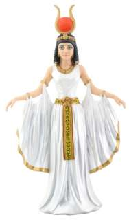 EGYPTIAN CLEOPATRA STANDING STATUE/FIGURINE