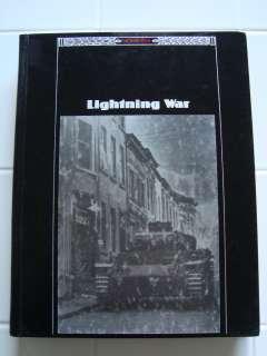 TIME LIFE The Third Reich Series LIGHTNING WAR HC Book HITLER Nazi