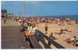 REHOBOTH BEACH DE Boardwalk Beach Girls Long Legs