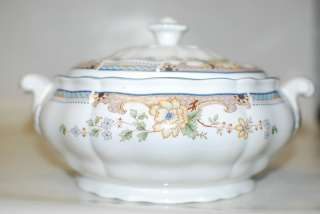 Royal Doulton Majestic Collection Temple Garden T.C 1137 Covered