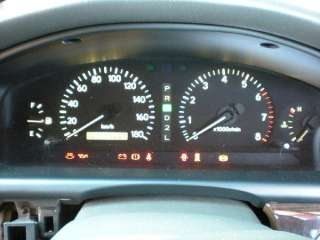 TOYOTA MARK II 1997 Speedometer [96140]