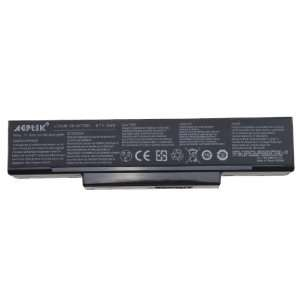 4400mAh 6 cell Laptop/Notebook Battery Replacement For MSI