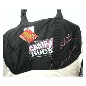 Camp Rock Black Tote Bag Purse Toys & Games