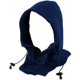 Mens Winter Ski Hoodie Pullover Mask Headscarf Neckwarmer Scarf Hood