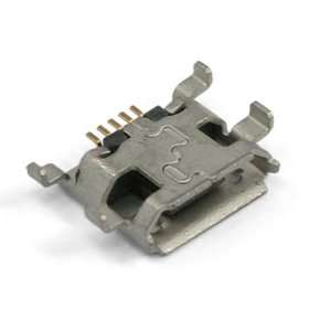 Original Genuine Rim BlackBerry Curve 8900 OEM Charger Micro USB Port