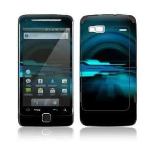 Future Night Blue Decorative Skin Cover Decal Sticker for HTC Google