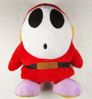 "NEWNintendo Super Mario Brothers Bros /Mario/Mushroom/Yoshi/6""~10"