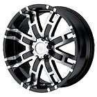 17x8 Helo HE835 Black Wheel/Rim(s) 6x139.7 6 139.7 6x5.5 17 8