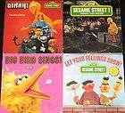 Musical Sesame Street Best Pals Big Bird and Snuffleupagus Limited