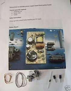 89 94 CHEVY S10 S 10 BLAZER DIGITAL CLUSTER REPAIR KIT