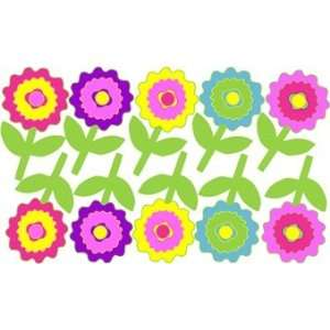 Groovie Too Flower Wall Stickers