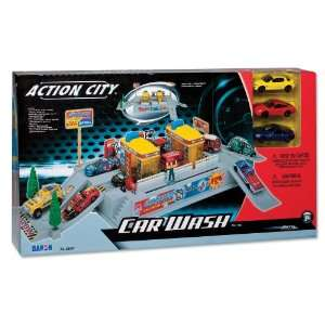 Daron Action City Car Wash: Toys & Games