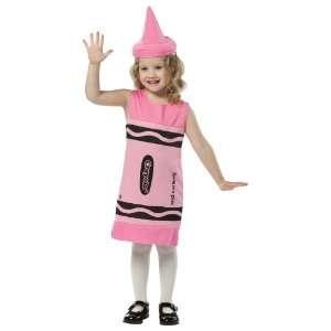 Tank Dress Child Costume / Pink   Size Medium 7 10