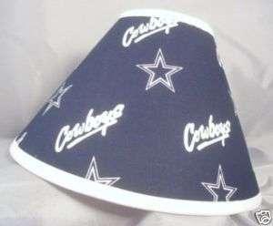 New Lamp Shade Dallas Cowboys Navy NFL Football Sports