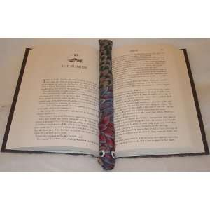 Jungle Booksnake #2: Booksnake: A Handmade Weighted Bookmark    the