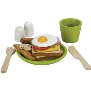 Plan Toys Breakfast Menu Toys & Games