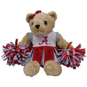 Alabama Crimson Tide NCAA Cheerleading Bear Sports