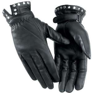 RIVER ROAD WOMENS TALLAHASSEE LEATHER GLOVES (LARGE