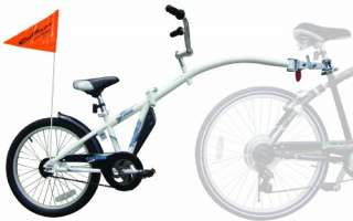 WeeRide Co Pilot Bike Trailer 755553564553