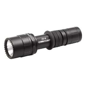 Z2 S CombatLight   High Output Tactical LED Flashlight w/Strobe