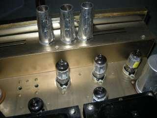 VINTAGE SHERWOOD S 5500III STEREO TUBE AMPLIFIER