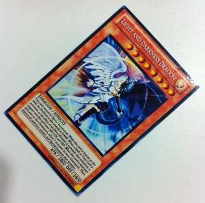 OriCa) Light and Darkness Dragon LDD#N01 Parallel English New