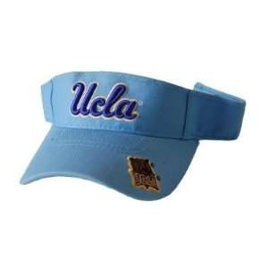 NCAA UCLA Bruins College Sun Visor   Light Blue Sports
