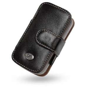 EIXO luxury leather case BiColor for Dopod CHT9000 Book Style