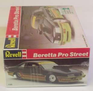 Pro Street Chevy Beretta Revell 1:25 VHTF SEALED Model Car Kit