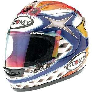 Suomy Spec 1R Extreme Chief Replica Helmet   2X Large/Blue