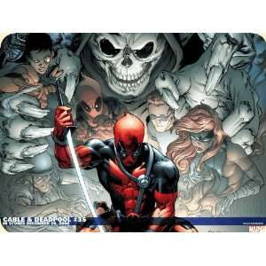 Thor Spider Man Captain America Fantastic F Mouse Pad