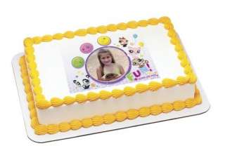 Littlest Pet Shop Fun ~ Edible Image Icing Cake Topper ~ LOOK