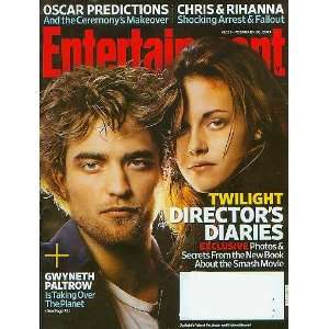 February 20 2009 Robert Pattinson & Kristen Stewart (#1035) Books