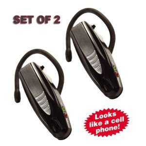 STEALTH SECRET SOUND AMPLIFIER (SET OF 2): Electronics