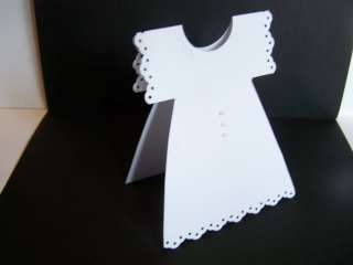 Stampin UP handmade greeting card wedding dress PY LOT