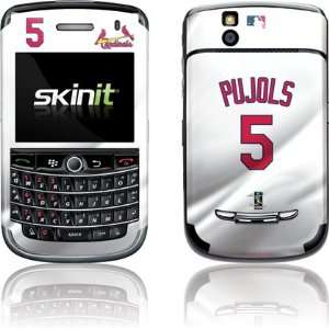 St. Louis Cardinals   Pujols #5 skin for BlackBerry Tour
